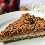 Bezlepkový ořechový koláč krok za krokem
